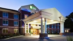 Buitenaanzicht Holiday Inn Express CARROLLTON