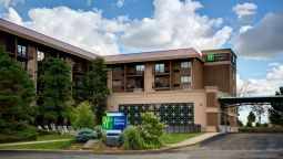 Buitenaanzicht Holiday Inn Express ROLLING MDWS-SCHAUMBURG AREA