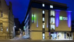 Buitenaanzicht Holiday Inn Express EDINBURGH - ROYAL MILE