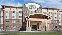 Buitenaanzicht Holiday Inn Express & Suites FAIRBANKS