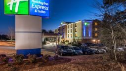 Buitenaanzicht Holiday Inn Express & Suites LAVONIA