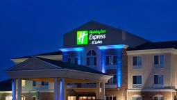 Buitenaanzicht Holiday Inn Express & Suites MATTOON