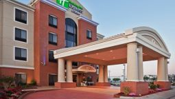 Exterior view Holiday Inn Express & Suites OKLAHOMA CITY WEST-YUKON
