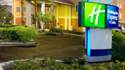 Buitenaanzicht Holiday Inn Express & Suites SAN ANTONIO-DTWN MARKET AREA