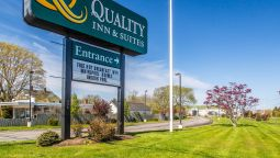 Exterior view Quality Inn & Suites Middletown - Newport
