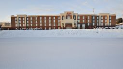 Exterior view Hampton Inn - Suites by Hilton Saint John