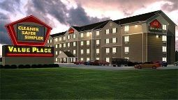 Hotel VALUE PLACE BEAUMON - Beaumont (Texas)