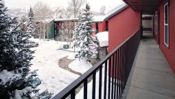 Exterior view Legacy Vacation Club - Steamboat Suites