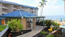 Exterior view Kona Reef Resort