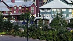 Hotel Raintree's Whiski Jack At Whistler Town Plaza Whistler - Whistler