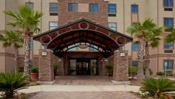 Exterior view Staybridge Suites NW NEAR SIX FLAGS FIESTA