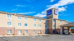 Exterior view Sleep Inn & Suites Washington