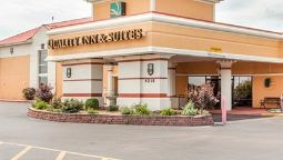 Buitenaanzicht Quality Inn & Suites Kansas City - Independence I-70 East