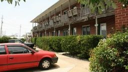 Exterior view CAPE PINES MOTEL