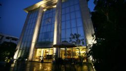 Exterior view The Muse Sarovar Portico Nehru Place