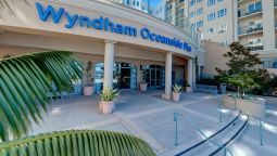 Exterior view WYNDHAMVR OCEANSIDE PIER RESORT