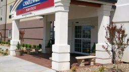 Buitenaanzicht Candlewood Suites FORT SMITH
