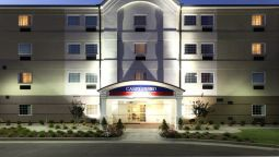 Exterior view Candlewood Suites FORT SMITH