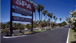 Exterior view DESERT HOT SPRINGS SPA HOTEL