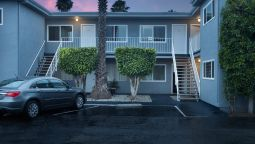 Exterior view SANTA MONICA MOTEL