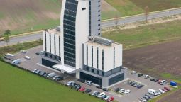 Exterior view Pannonia Tower
