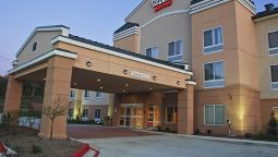 Buitenaanzicht Fairfield Inn & Suites Columbia
