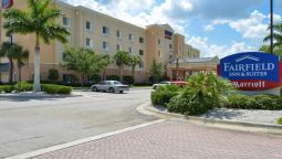 Buitenaanzicht Fairfield Inn & Suites Fort Pierce