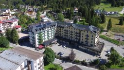 Exterior view Grand Hotel Des Alpes
