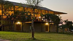Exterior view Nkambeni Private Tented Camp