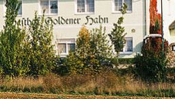Exterior view Goldener Hahn