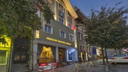 Exterior view Istanbul Holiday Hotel