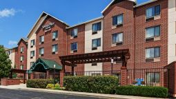 Buitenaanzicht TownePlace Suites Tulsa Broken Arrow