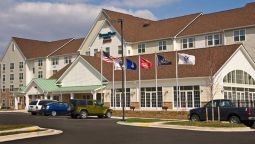 Exterior view TownePlace Suites Clinton at Joint Base Andrews