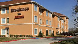 Exterior view Residence Inn Beaumont