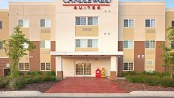 Exterior view Candlewood Suites HOT SPRINGS