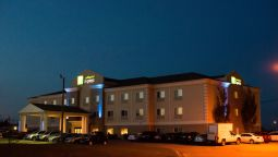Exterior view Holiday Inn Express DEVILS LAKE