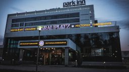 Exterior view Park Inn by Radisson