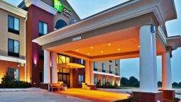 Buitenaanzicht Holiday Inn Express & Suites PERRY