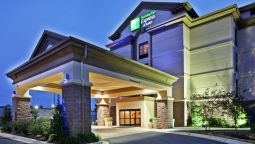 Buitenaanzicht Holiday Inn Express & Suites DURANT