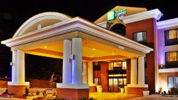 Buitenaanzicht Holiday Inn Express & Suites PONCA CITY