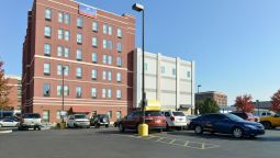 Exterior view Candlewood Suites TERRE HAUTE