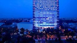 Exterior view JW Marriott Hotel Medan