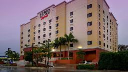 Buitenaanzicht Fairfield Inn & Suites Miami Airport South