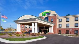Buitenaanzicht Holiday Inn Express & Suites BAY CITY