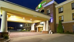 Buitenaanzicht Holiday Inn Express & Suites GOSHEN