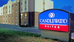 Exterior view Candlewood Suites WASHINGTON NORTH