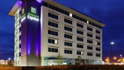 Buitenaanzicht Holiday Inn Express LINCOLN CITY CENTRE