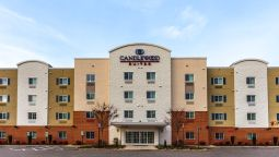 Exterior view Candlewood Suites RICHMOND AIRPORT