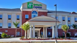 Buitenaanzicht Holiday Inn Express EUNICE
