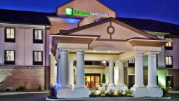 Exterior view Holiday Inn Express & Suites CRAWFORDSVILLE